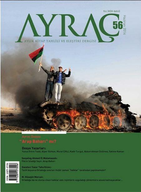 Ayraç Dergisi - Sayı 56 - Haziran 2014