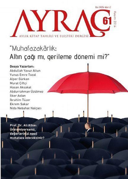 Ayraç Dergisi - Sayı 61 - Kasım 2014