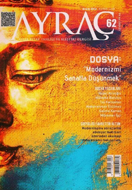 Ayraç Dergisi - Sayı 62 - Aralık 2014