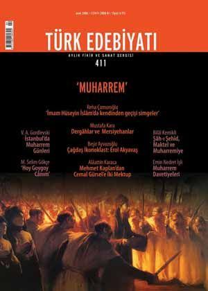 Türk Edebiyatı Dergisi - Sayı 55 - Şubat 2009