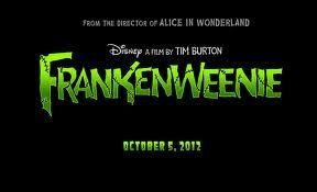 Frankenweenie Trailer (2012)
