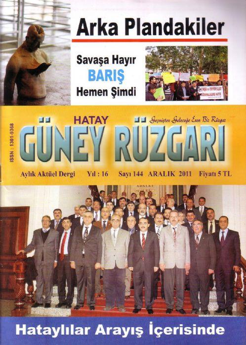 SUNAK DERGİSİ - ARALIK 2011 - SAYI 34