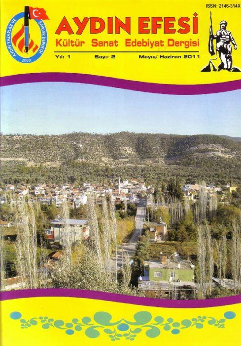 AYDIN EFESİ DERGİSİ - SAYI 2 - MAYIS HAZİRAN 2011