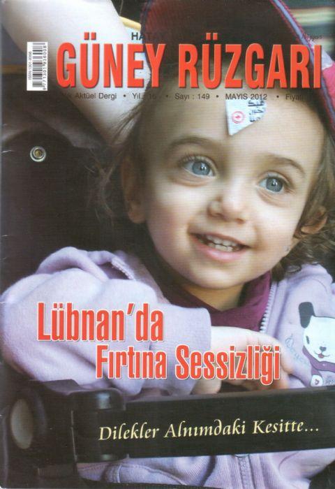 YEŞİLAY DERGİSİ - SAYI 941 - HAZİRAN 2012
