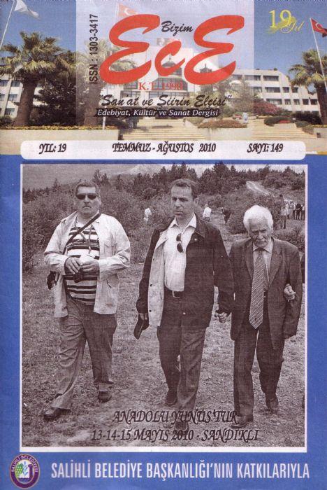 BİZİM ECE DERGİSİ (TEMMUZ AĞUSTOS 2010)