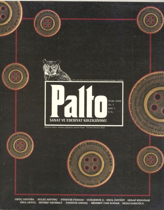 PALTO DERGİSİ - SAYI 1 - OCAK 2009