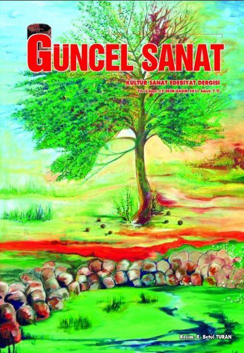 GÜNCEL SANAT DERGİSİ - SAYI 15 - EKİM KASIM 2011