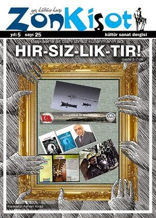 ZON KİŞOT DERGİSİ - SAYI 25