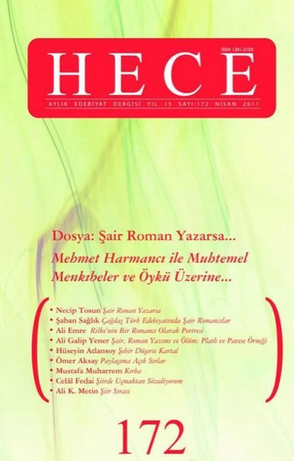 HECE DERGİSİ - SAYI 172