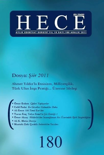 HECE DERGİSİ - SAYI 180 - ARALIK 2011