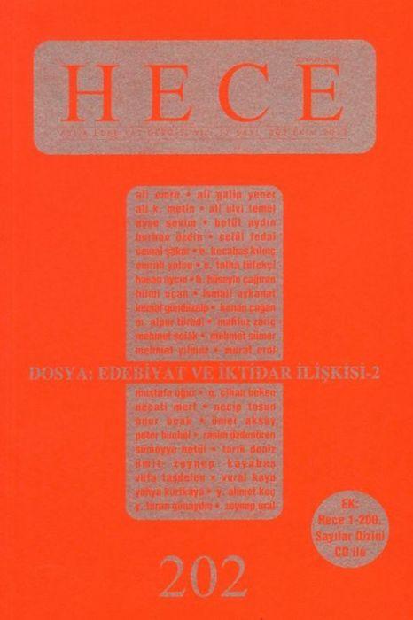 HECE DERGİSİ - SAYI 202 - EKİM 2013