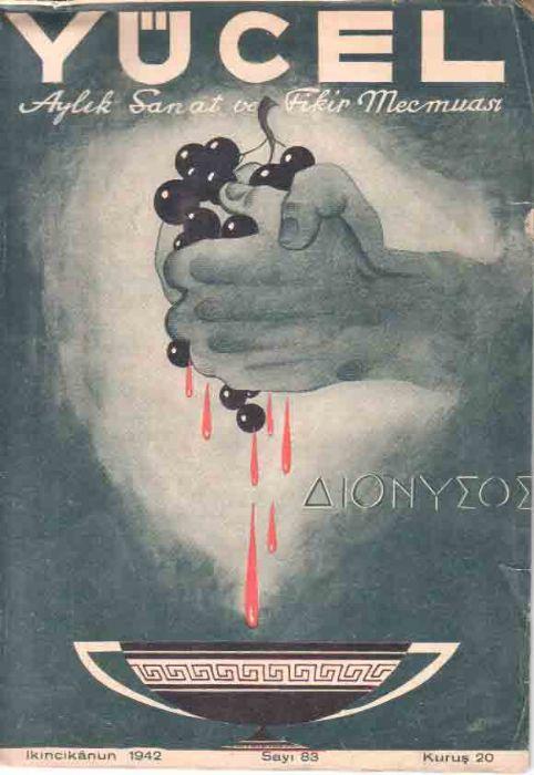 YÜCEL - AYLIK SANAT VE FİKİR DERGİSİ - SAYI 83 - 1942
