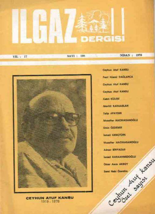 ILGAZ DERGİSİ - SAYI 199 - NİSAN 1978