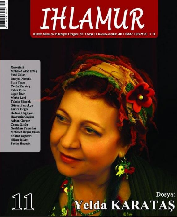 IHLAMUR DERGİSİ - SAYI 11 - KASIM ARALIK 2011