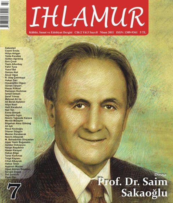IHLAMUR DERGİSİ - SAYI 7
