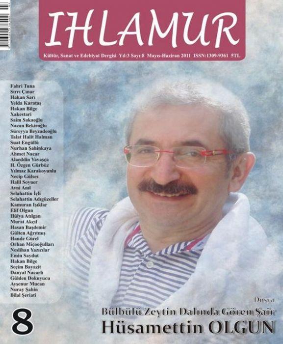 IHLAMUR DERGİSİ - SAYI 8
