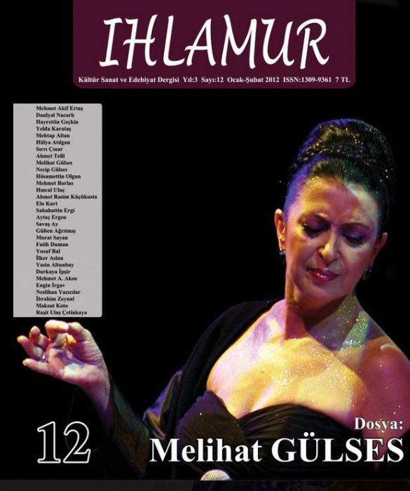 IHLAMUR DERGİSİ - SAYI 12 - OCAK ŞUBAT 2012