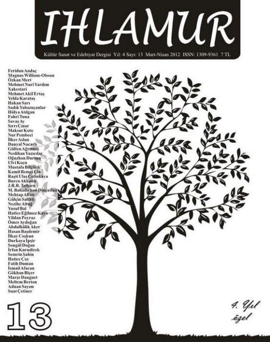 IHLAMUR DERGİSİ - SAYI 13 - MART NİSAN 2012