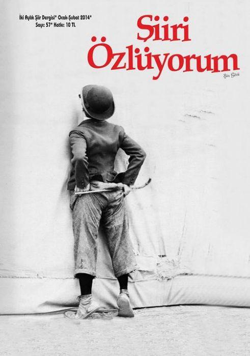 ŞİİRİ ÖZLÜYORUM DERGİSİ - SAYI 57 - OCAK ŞUBAT 2014