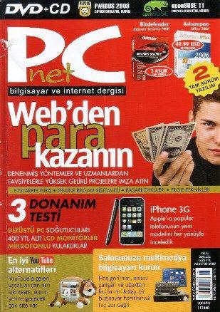 PC-NET-DERGİSİ----AĞUSTOS-2008---SAYI-131