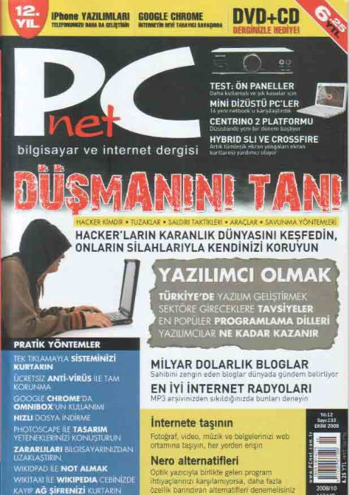 PC-NET-DERGİSİ---EKİM-2008---SAYI-133