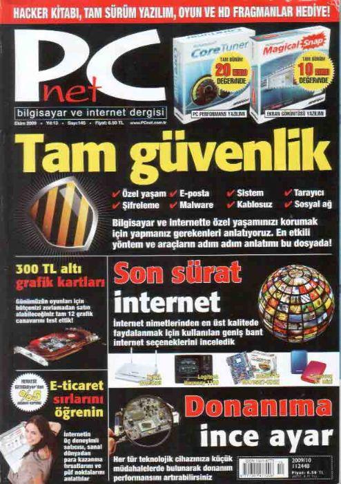 PC-NET-DERGİSİ---EKİM-2009---SAYI-145