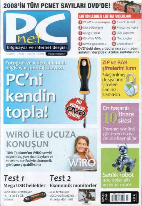 PC-NET-DERGİSİ---MART-2009---SAYI-138