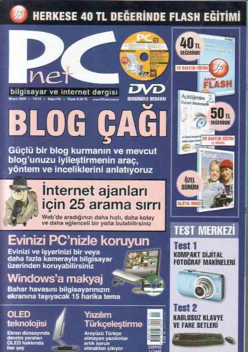 PC-NET-DERGİSİ---MAYIS-2009---SAYI-140