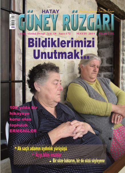 HECE DERGİSİ - SAYI 209 - MAYIS 2014