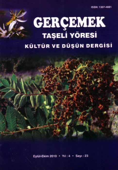 GERÇEMEK DERGİSİ, SAYI 23