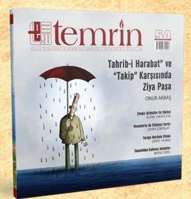 TEMRİN DERGİSİ - EKİM 2012