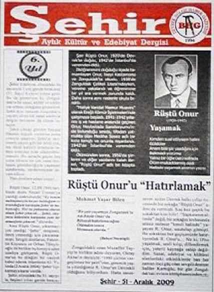 ŞEHİR DERGİSİ - SAYI 31 - ARALIK 2009