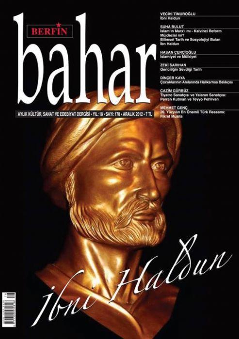 BERFİN BAHAR DERGİSİ - SAYI 178 - ARALIK 2012