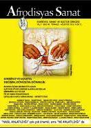 AFRODİSYAS SANAT DERGİSİ - SAYI 47 - EYLÜL EKİM 2014