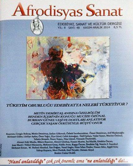 AFRODİSYAS SANAT DERGİSİ - SAYI 48 - KASIM ARALIK 2014