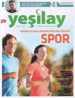 Yeşilay Dergisi - Sayı 959 - Aralık 2013