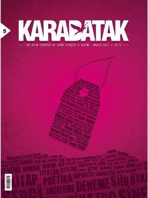 KARABATAK DERGİSİ - KASIM ARALIK 2012