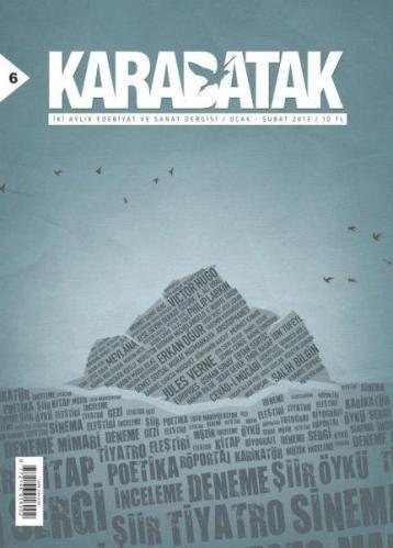 KARABATAK DERGİSİ - OCAK ŞUBAT 2013 - SAYI 6