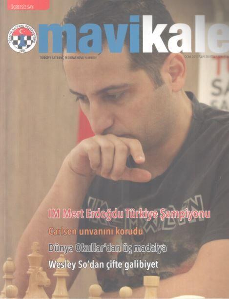 Mavi Kale Dergisi - Sayı 28 - Ocak 2017