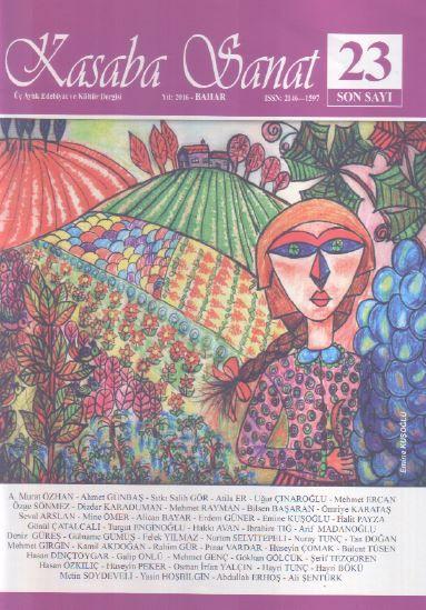 Kasaba Sanat Dergisi - Sayı 23