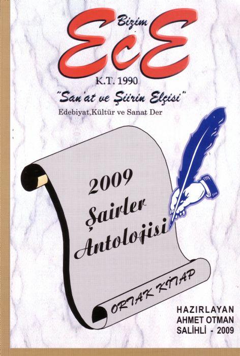 BİZİM ECE / 2009 ŞAİRLER ANTOLOJİSİ