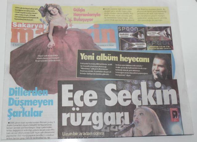Eskişehir - Sakarya Magazin