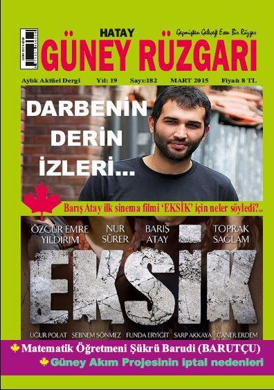 Ehlen Dergisi, Sayı 4, Mart 2015