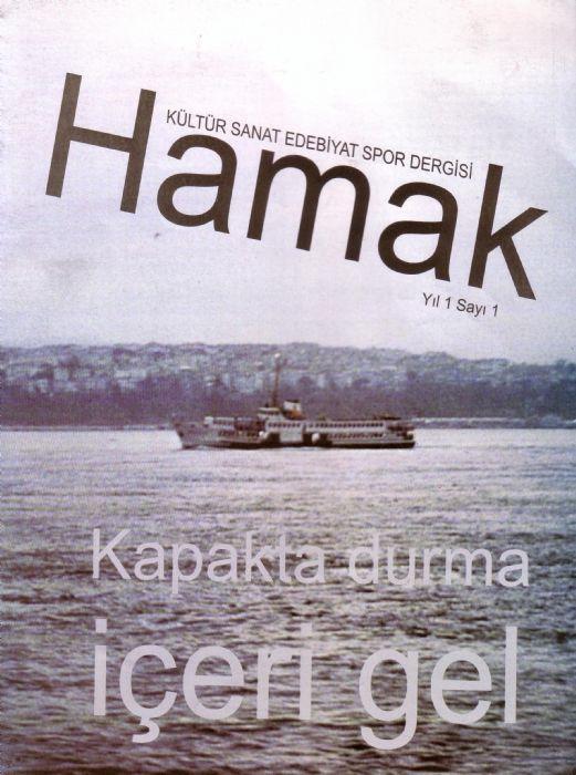 AMANOS YAZILARI DERGİSİ