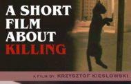 Krotki Film o Zabijaniu (Öldürme Üzerine Kısa Bir Film)