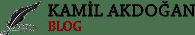 Kamil Akdoğan Blog