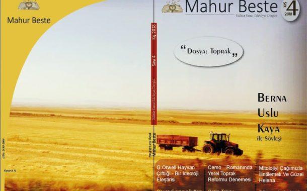 Mahur Beste Dergisi