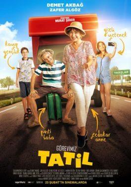 Bir Film: Görevimiz Tatil (2018)