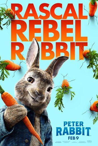 Bir Animasyon Filmi, Peter Rabbit (Tavşan Peter)