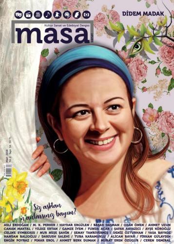Masa Dergisi, Didem Mamak Sayısı, Mart 2018